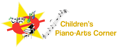 Children's Piano - Arts Corner Studio